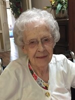 Norma Ruth Cowgill (Robertson)